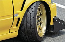 DUNLOP® - Direzza Sport Z1 Star Spec Tires on Honda Civic
