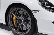 DUNLOP® - SP Sport Maxx Race Tires on Porsche 911 GT3