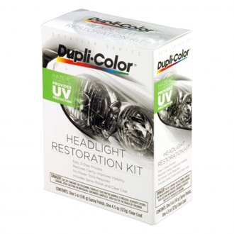 Dupli-Color® - Headlight Restoration Kit