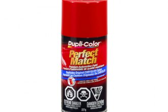 Dupli-Color® - 8 oz. Flash Red Perfect Match™ Touch-up Paint