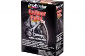 Dupli-Color® - Caliper Kit (Racing Black Satin)