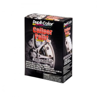 Dupli-Color® - Brake Caliper Silver Kit
