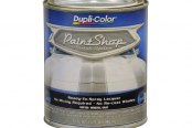 Dupli-Color® - Paint Shop™ Base Coat (Mineral Gray Metallic)