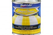 Dupli-Color® - Paint Shop™ Base Coat (Chrome Yellow)