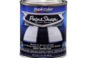 Dupli-Color® - Paint Shop™ Base Coat (Midnight Blue)