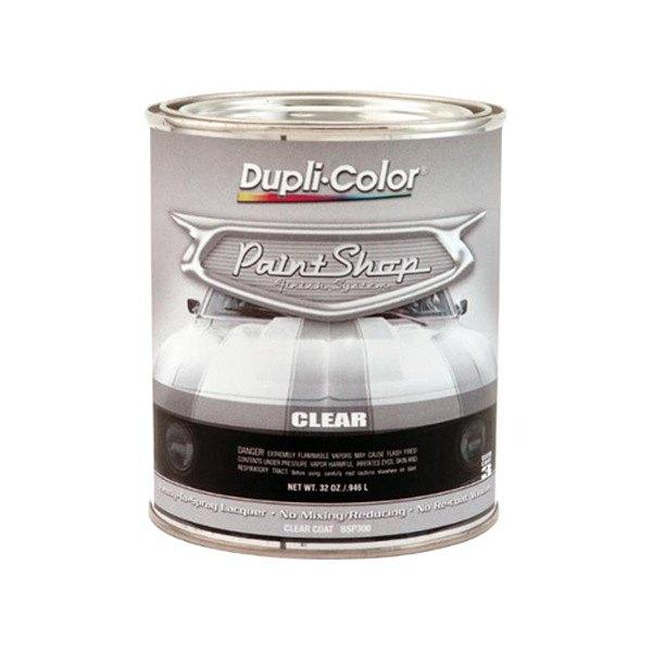 Dupli Color 174 Paint Shop Clear Coat Gloss