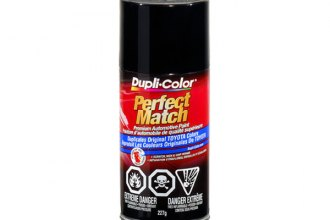Dupli-Color® - Perfect Match™ Touch-up Paint (Black Metallic, 202204, 1G8, 204, 202)