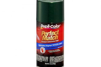 Dupli-Color® - Perfect Match™ Touch-up Paint (Dark Green Metallic, 6Q7)
