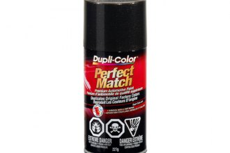 Dupli-Color® - Perfect Match™ Touch-up Paint (Black Metallic, Universal)