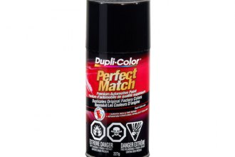 Dupli-Color® - Perfect Match™ Touch-up Paint (Gloss Black, Universal)