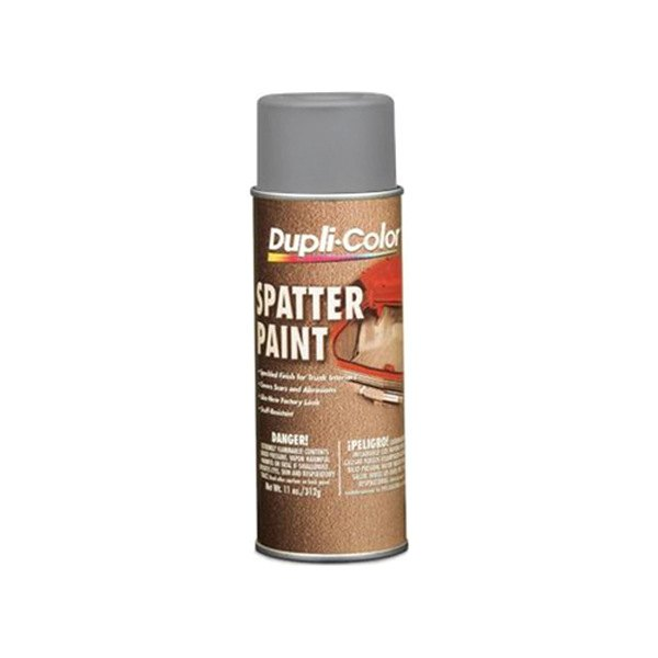 Dupli-Color® DM100 - 11 oz. Spatter Trunk Paint Gray and White