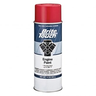 Dupli-Color® - 10 oz. Ford Red Aerosol Brite Touch Engine Paint