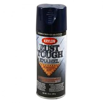 Dupli-Color® - 12 oz. Can Krylon Rust Tough Navy Enamel Paint One Coat Coverage