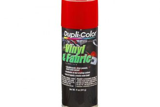 Dupli-Color® HVP100 - Vinyl and Fabric Spray (Red)