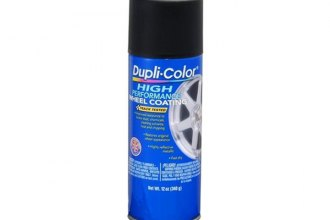 Dupli-Color® - Wheel Paint (Black)