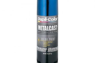 Dupli-Color® MC201 - Metalcast™ Paint (Blue Anodized)