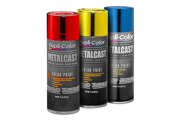 Dupli-Color® - Metalcast™ Paint (Ground Coat)
