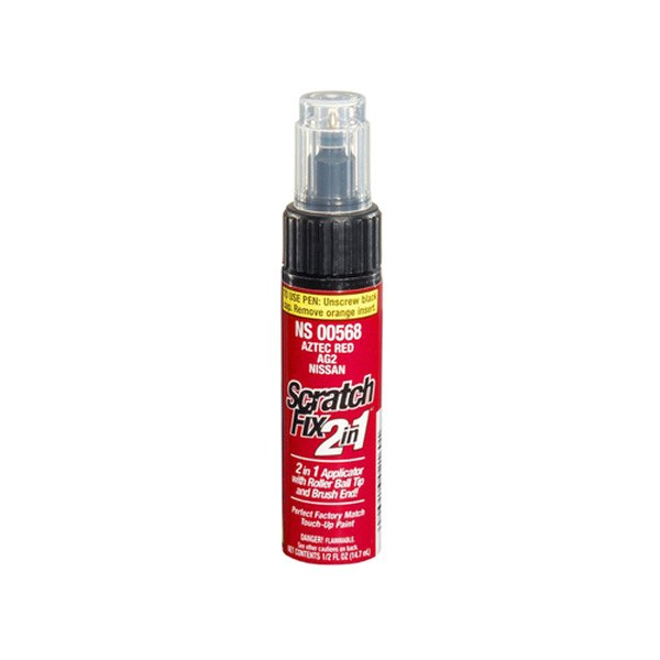 Dupli-Color® - 0.5 oz. Aztec Red ScratchFix All-in-1™ Touch-up Paint