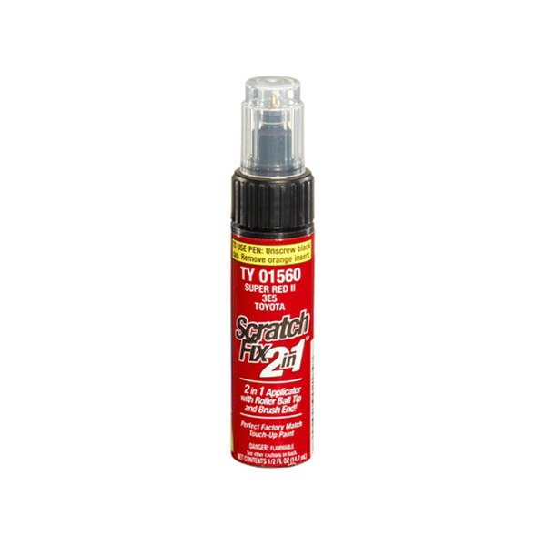 ... ® TY01560 - ScratchFix 2in1™ Touch-up Paint (Super Red II, 300000