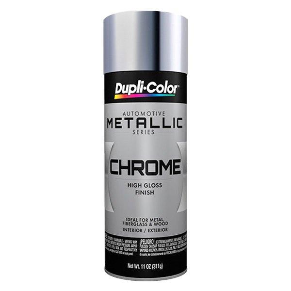 Dupli Color Cs101 11 Oz Chrome Metallic Aerosol Automotive Paint