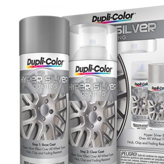 Dupli-Color® - Hyper Silver High Performance Wheel Coating