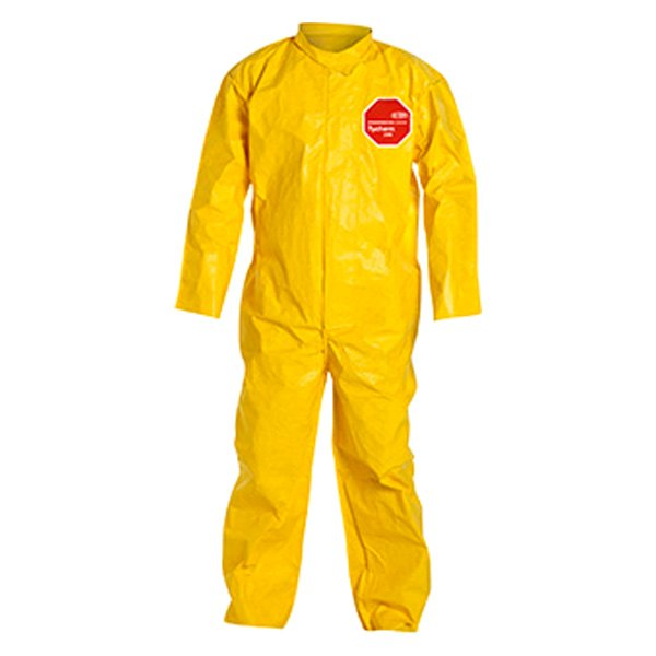 Dupont d13479121 tychem 2000 5x large yellow coverall for Dupont exterior protection reviews