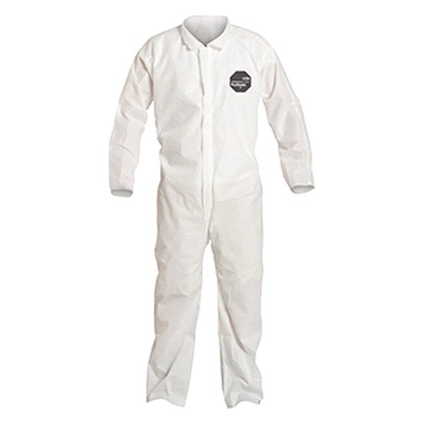 Dupont d14997006 proshield 10 x large white coverall for Dupont exterior protection reviews