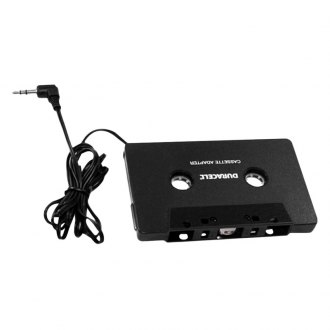 Duracell® - Cassette Adapter with 3.5mm Connection