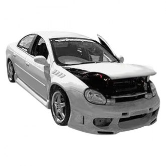 Duraflex® - Showoff 3 Style Front Bumper Cover