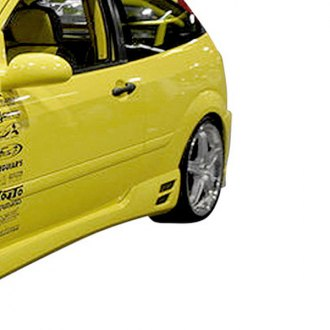 Duraflex® - Evo 3 Side Skirts
