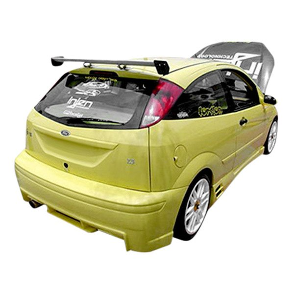 2005 ford focus zx3 rear bumper. Black Bedroom Furniture Sets. Home Design Ideas