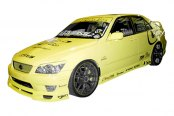 Duraflex® - V-Speed Side Skirts
