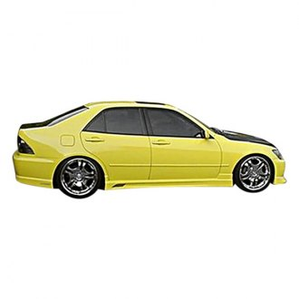 Duraflex® - C-1 Side Skirts