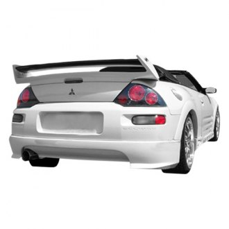Duraflex® - Shine Style Rear Lip Spoiler