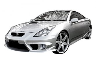Duraflex® 100193 - TD3000 Style Front Bumper Cover