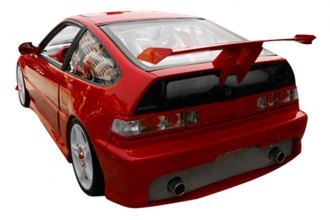 Duraflex® - M Flared Rear Bumper Cover