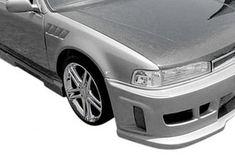 Duraflex® 100924 - Spyder Style Front Bumper Cover