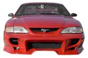 Duraflex® - Vader Style Front Bumper Cover