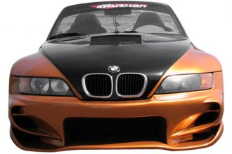 Duraflex® 101706 - Vader Style Front Bumper Cover