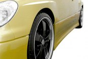 Duraflex® - Type W Side Skirts