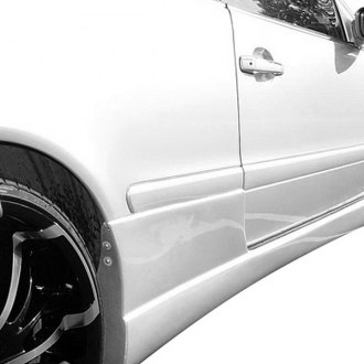 Duraflex® - UR-S Side Skirts