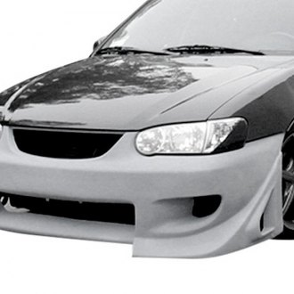 Duraflex® - Blits Style Front Bumper Cover