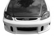 Duraflex® - JDM Buddy Style Front Bumper Cover
