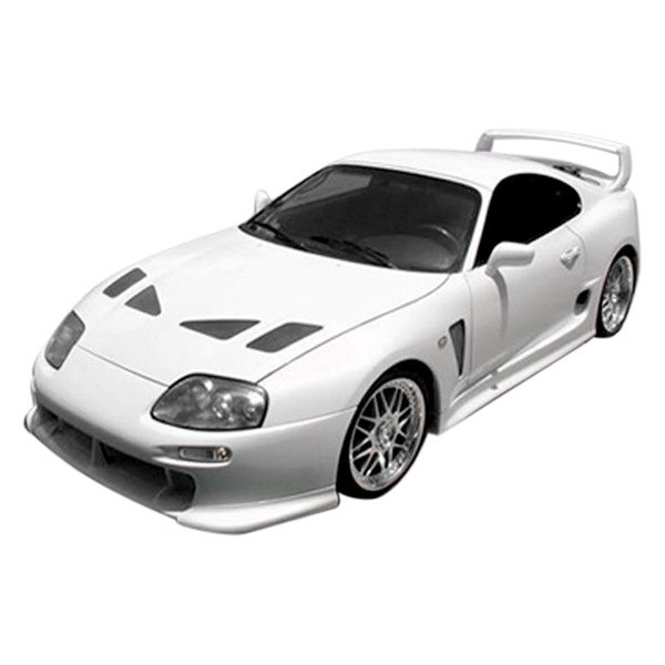 Duraflex® - TD3000 Style Wide Body Front Bumper Cover