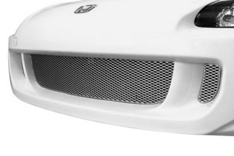 Extreme Dimensions® - Silver Diamond Cut Mesh Grille