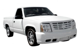 Duraflex® - Escalade Style Conversion Front Bumper Cover With Grille