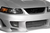 Duraflex® - Bomber Style Front Bumper Cover