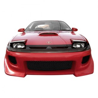 Duraflex 103424 - Blits Style Front Bumper Cover
