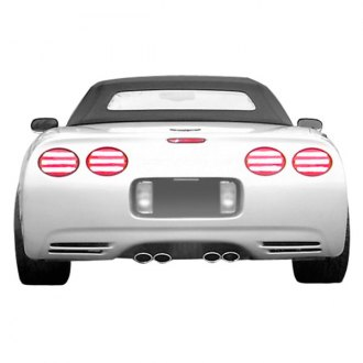 Duraflex® - C-5 Style Conversion Rear Bumper Cover
