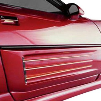 Duraflex® - GTO Style Side Skirts